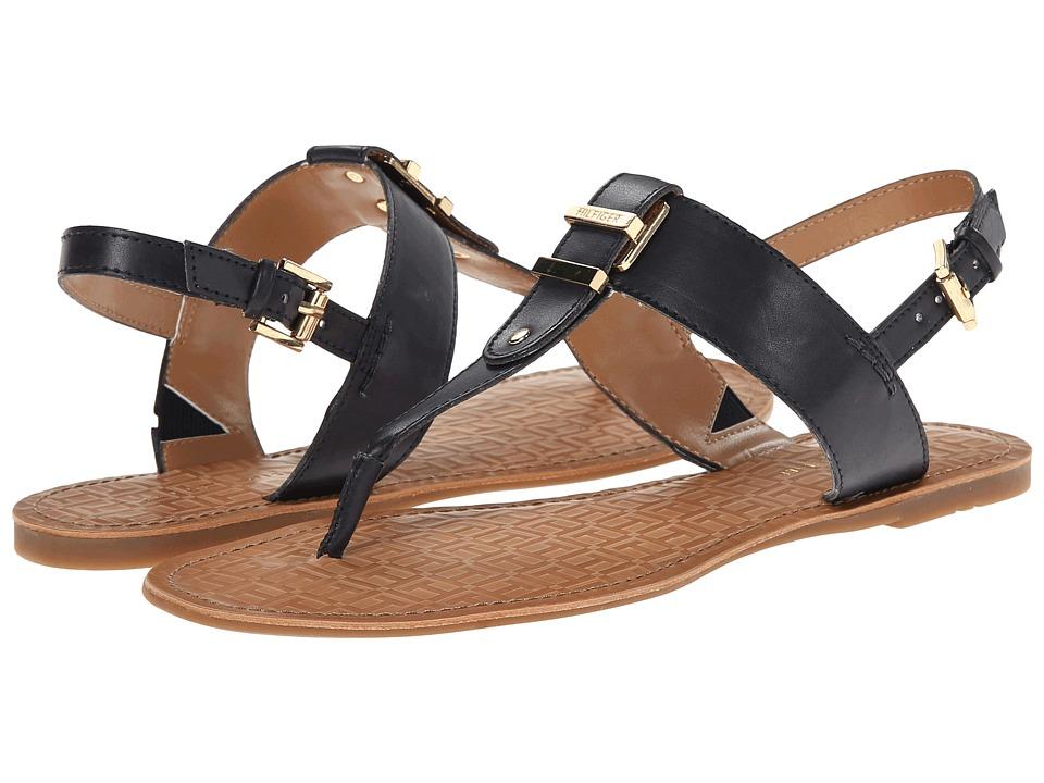 Shop Tommy Hilfiger online and buy Tommy Hilfiger Ladonna Marine Women's Sandals online