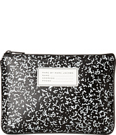 Marc by Marc Jacobs - Comp Printed Leather Mini Tablet Sleeve