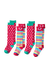 Stride Rite - Wink 4-Pack Rainbow Wink Cuff Knee Hi (Infant/Toddler/Little Kid/Big Kid)