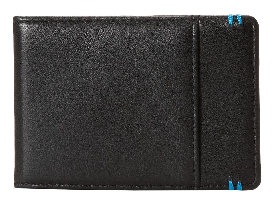 Lodis Accessories - Bi-Fold Money Clip (Robins Egg) Wallet Handbags