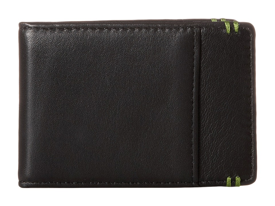 Lodis Accessories - Bi-Fold Money Clip (Green) Wallet Handbags