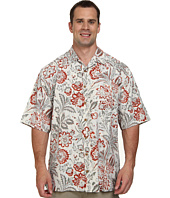 Tommy Bahama Big & Tall - Big & Tall Garen of Blooms Camp Shirt