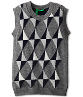 United Colors of Benetton Kids - Sleeveless Sweater 1032Q1098 (Toddler/Little Kids/Big Kids)