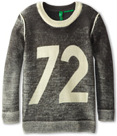 United Colors of Benetton Kids - Sweater L/S 14GBC1087 (Toddler/Little Kids/Big Kids)