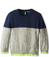 United Colors of Benetton Kids - Sweater L/S 19LFC1076 (Toddler/Little Kids/Big Kids)