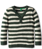 United Colors of Benetton Kids - Sweater L/S 15FAC7004 (Toddler/Little Kids/Big Kids)