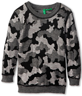 United Colors of Benetton Kids - Sweater L/S 1061Q1086 (Toddler/Little Kids/Big Kids)