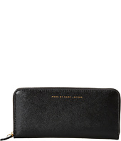 Marc by Marc Jacobs - Sophisticato Colorblocked Slim Zip Around