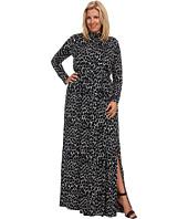 Rachel Pally Plus - Plus Size Rinko Dress White Label Print