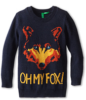 United Colors of Benetton Kids - Sweater L/S 1032Q1148 (Toddler/Little Kids/Big Kids)