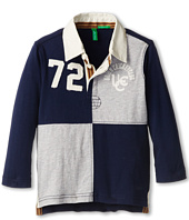 United Colors of Benetton Kids - L/S Polo Shirt 3YQ8C3010 (Toddler/Little Kids/Big Kids)