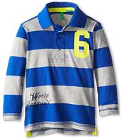 United Colors of Benetton Kids - L/S Polo Shirt 3FY7C3008 (Toddler/Little Kids/Big Kids)