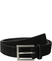 Calvin Klein - 32MM Suede Belt w/ Harness Buckle