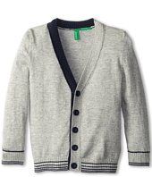United Colors of Benetton Kids - L/S Cardigan 10PFC6039 (Toddler/Little Kids/Big Kids)