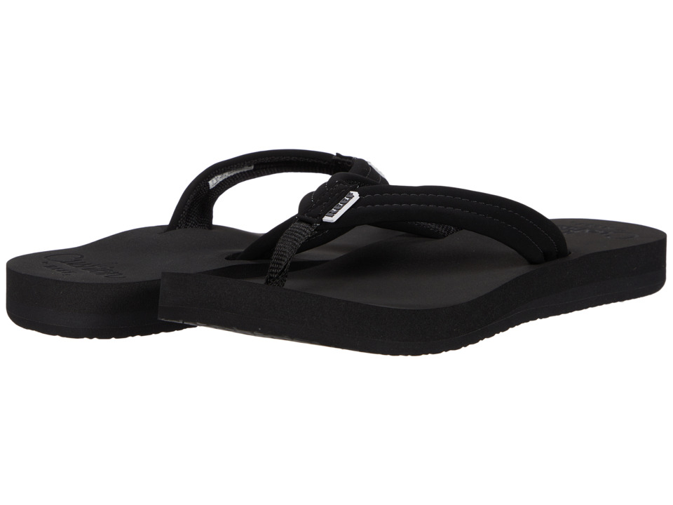 Reef Cushion Breeze (Black/Black) Sandals