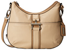 Tignanello - T for Two Convertible Crossbody (Cr me Brulee/Honey) - Bags and Luggage