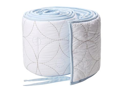 lolli LIVING Living Textiles Cotton Poplin Qulited Bumper