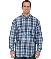 Tommy Bahama Big & Tall - Big & Tall Plaid Mesa L/S Button Up