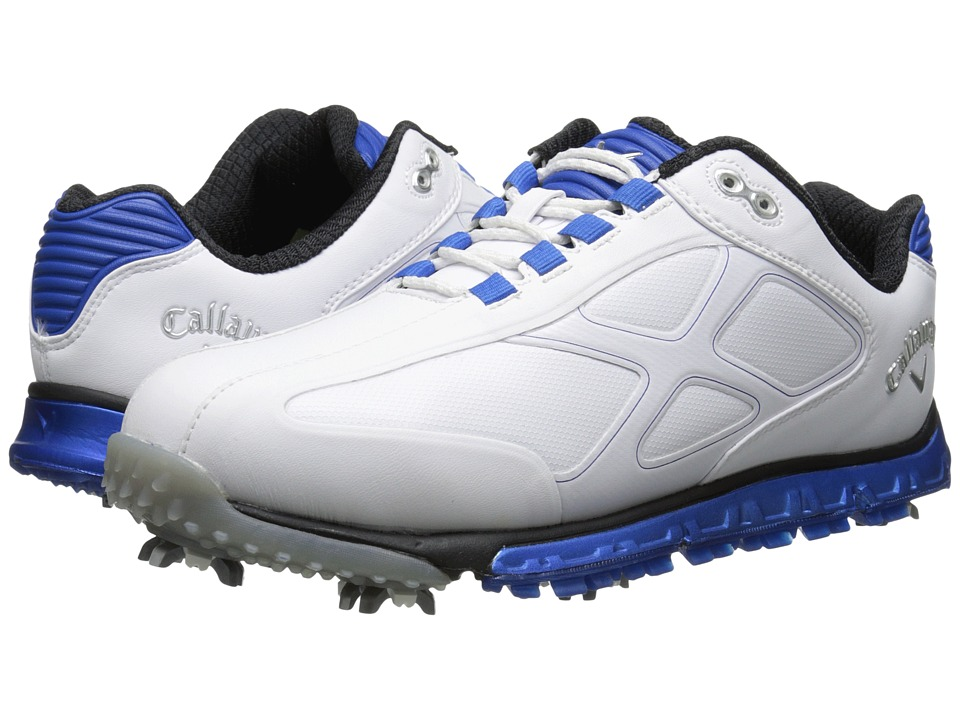 Callaway - Xfer Pro (White/Blue) Men