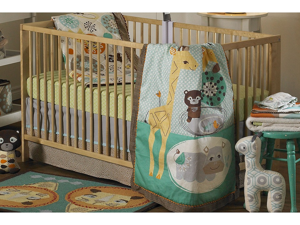 lolli LIVING - Zig-Zag-Zoo 4 Piece Set