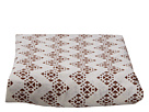lolli LIVING lolli LIVING Stamped Zig Zag Fitted Sheet