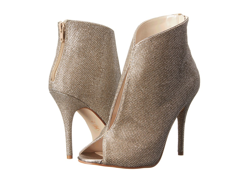 Caparros Pavlova (Champagne Sparkle) High Heels