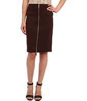 MICHAEL Michael Kors - Petite Zip Seamed Skirt