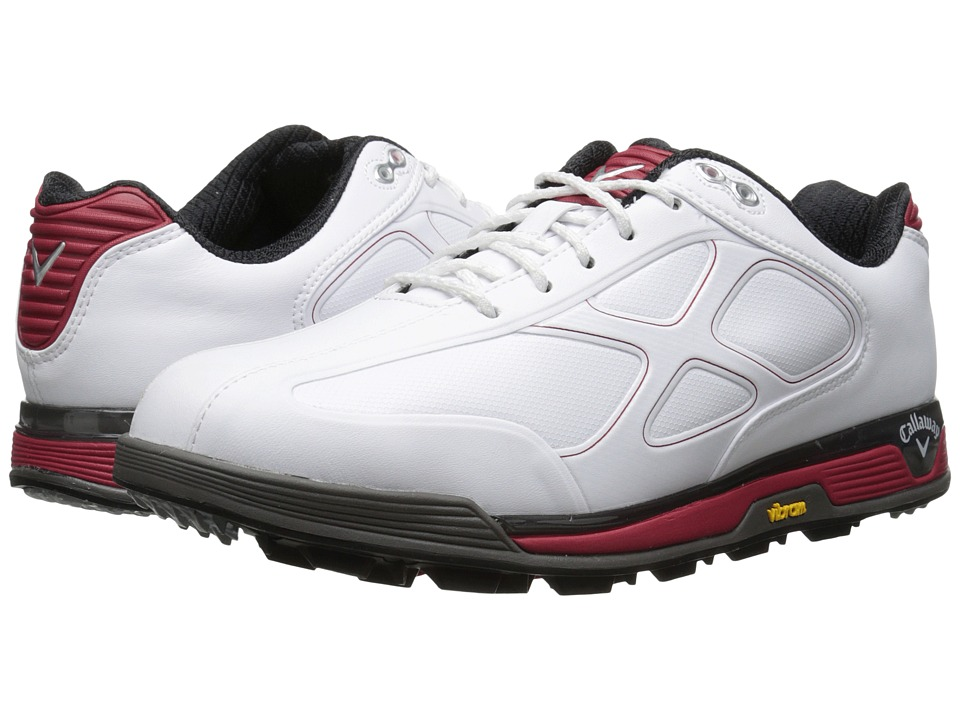 Callaway - Xfer Vibe (White/Red) Men