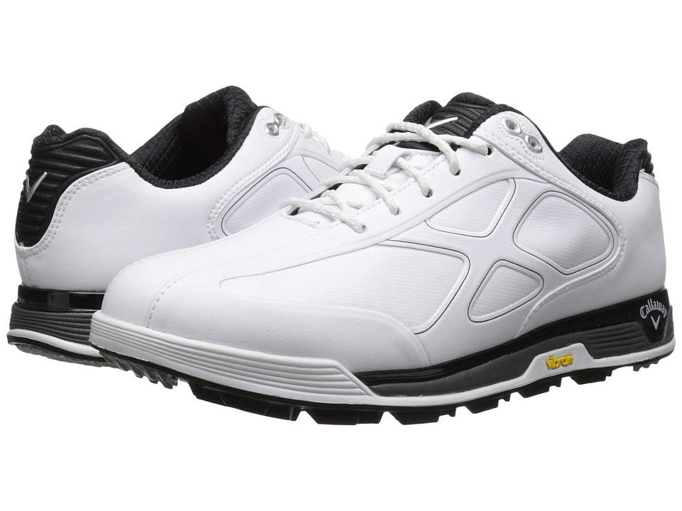 Callaway - Xfer Vibe (White/Black) Men