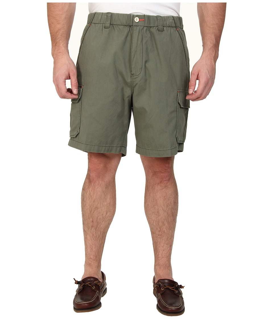 Tommy Bahama Big & Tall Big Tall Survivalist Short (Moss) Men