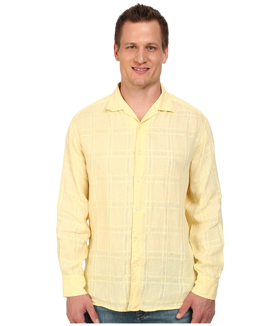 Tommy Bahama Big & Tall - Big Tall Squarely There L/S Button Up