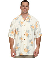 Tommy Bahama Big & Tall - Big & Tall Breezy Blooms Camp Shirt