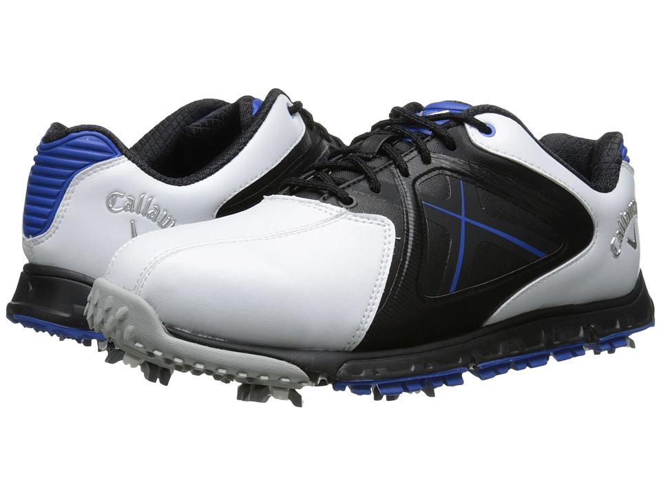 Callaway Xfer Sport (White/Blue) Men