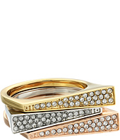 Michael Kors - Pave Triangle Stackable Rings