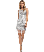 Christin Michaels - Sleeveless Sequin Dress