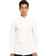 HELMUT LANG - Lightweight Stretch Poplin Minimalist Shirt