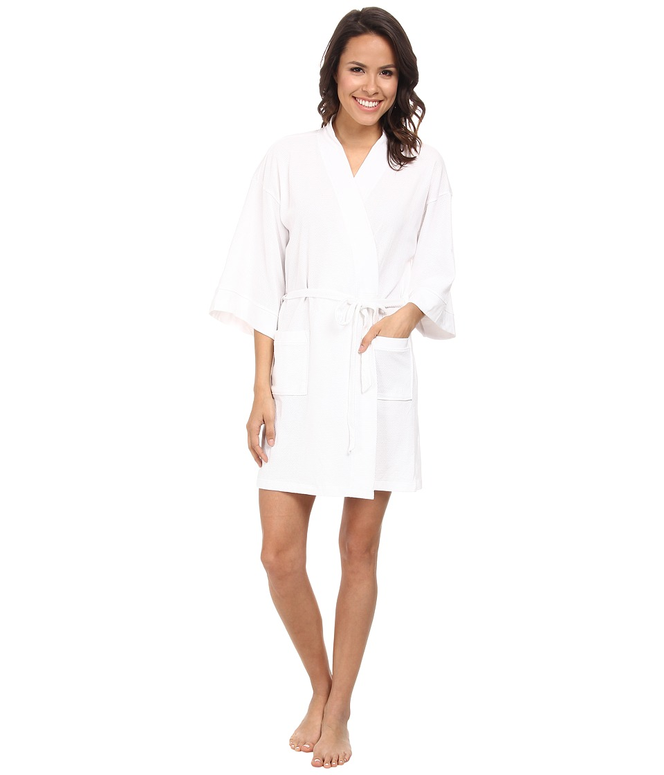 N by Natori N Natori Aura Robe 35 White Womens Robe