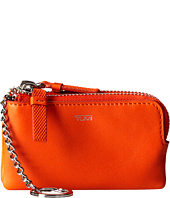 Tumi - Prism - Double Zip Compact Leather Case