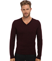 Culture Phit - 100% Merino Skipper V-Neck Sweater