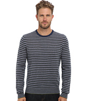 Culture Phit - Adam Stripe Crew Sweater