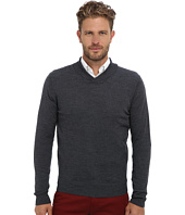 Culture Phit - 100% Merino High Shawl Crew Sweater