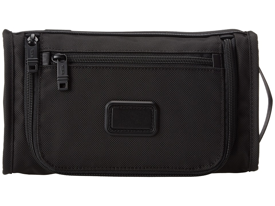Tumi - Alpha 2 - Travel Kit (Black) Travel Pouch
