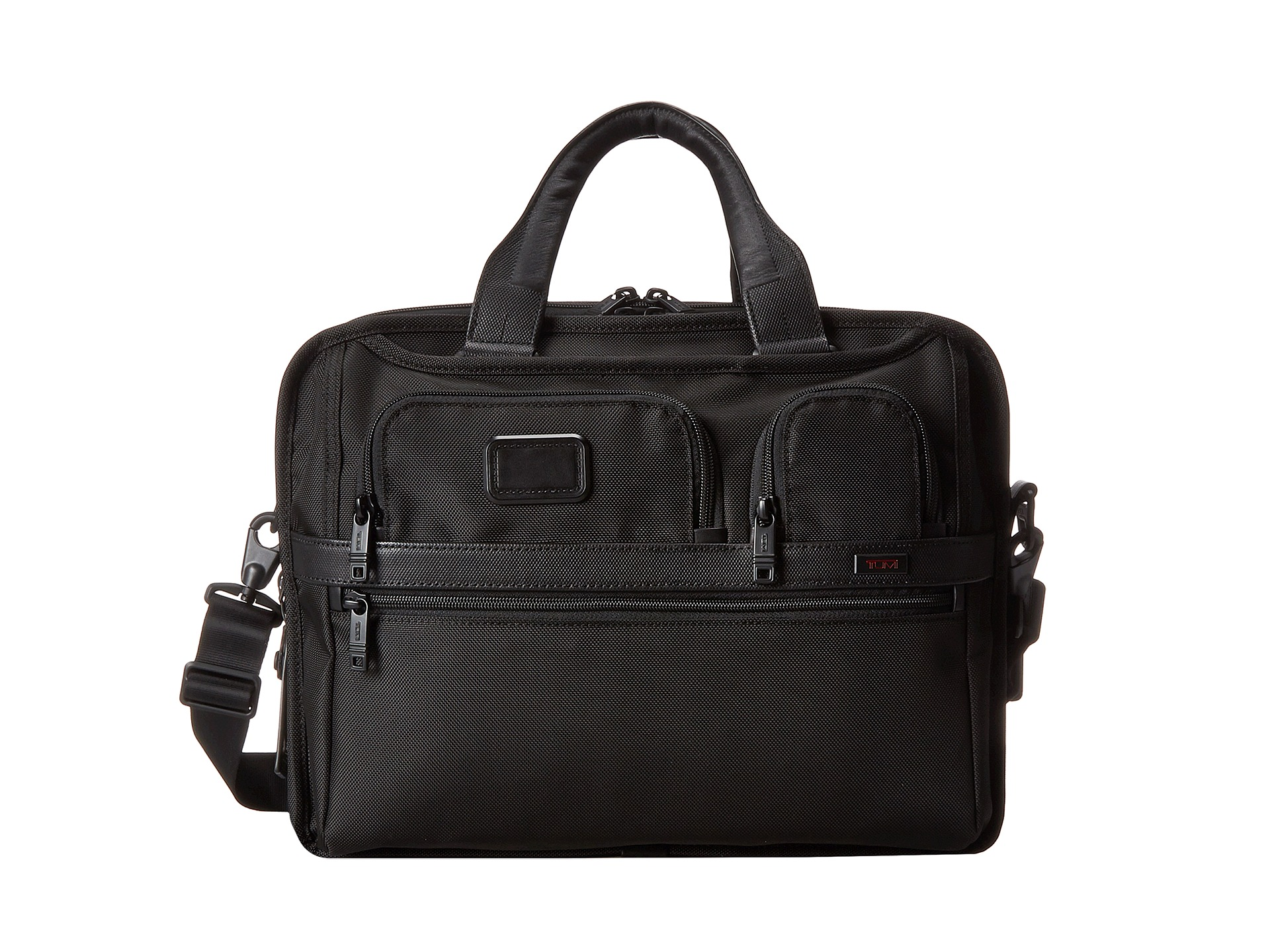 Model Tumis Womens Collections Take  Beacon Hills Allleather Business And Day Bag Collection Introduces Ballistic Nylon And A Coated Cotton Material With Leather Trim Details Standout Styles Include The Branch Slim Laptop Brief And The