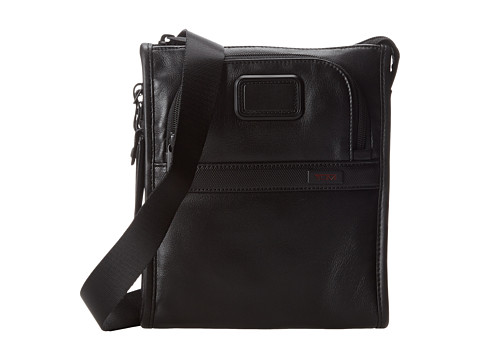 Tumi Alpha 2 - Leather Pocket Bag Small