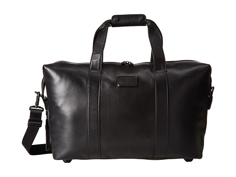 Tumi Alpha 2 - Small Soft Leather Travel Satchel