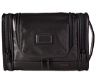 Tumi Alpha 2 Hanging Leather Travel Kit (Black)
