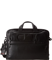 Tumi - Alpha 2 - Compact Large Screen Laptop Leather Brief