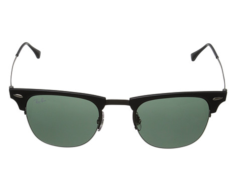 clear lens ray bans  clear adjustable nose
