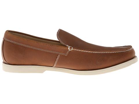 6PM:Tommy Hilfiger,Allcott男士真皮休闲皮鞋 原价$110 现价$32.99