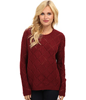 Brigitte Bailey - Cedar Back Button Sweater